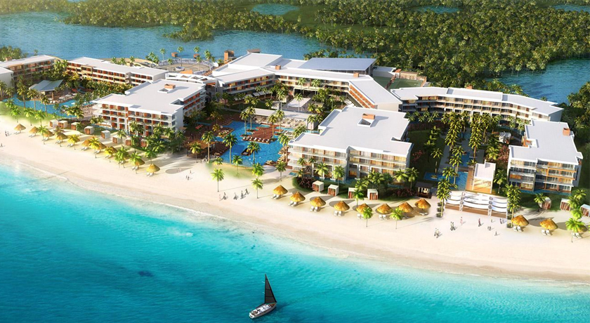 Breathless Riviera Cancun Resort