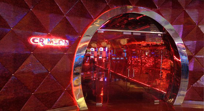 Crimson Nightclub at Red Rock Casino